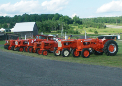 Allis-Chalmers Display