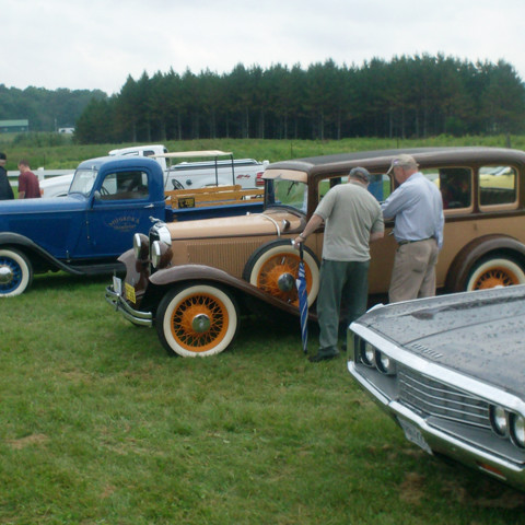 Vintage Vehicles
